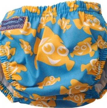 Трусики для плавания Konfidence Aquanappies, 3-30 мес Clownfish