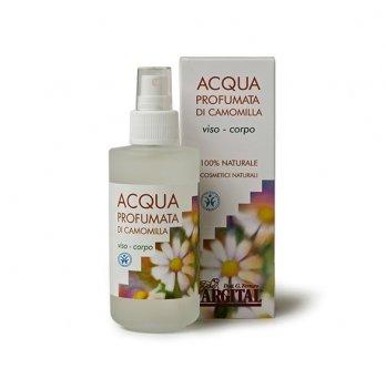 Ароматическая тонизирующая вода для лица и тела Ромашка, 125мл, Argital