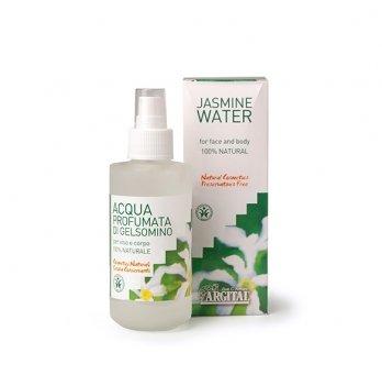 Ароматическая тонизирующая вода для лица и тела Жасмин, 125мл, Argital