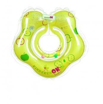 Круг для купания Kinderenok Baby Яблоко Салатовый 204238_001