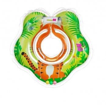 Круг для купания Kinderenok Baby Тигренок Зеленый 204238_027