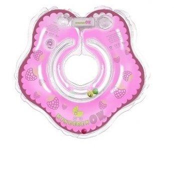 Круг для купания Kinderenok Baby Малинка Розовый 204238_028
