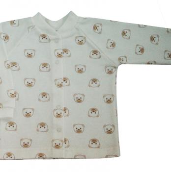 Кофточка Baby Bear beige Veres футер