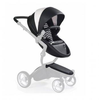 Базовый набор + стартовый набор для коляски Mima Xari Черный/Белый 13651 AS112101BW
