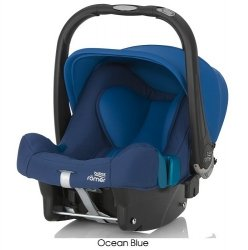 Автокресло BRITAX-ROMER BABY-SAFE PLUS SHR II Ocean Blue