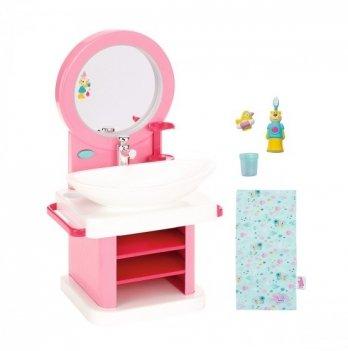 Интерактивный умывальник для куклы Zapf Baby born Водные забавы 827093