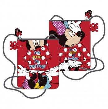 Сумка через плечо Disney Минни Маус (Minnie), 18,5 x 22 x 1 см