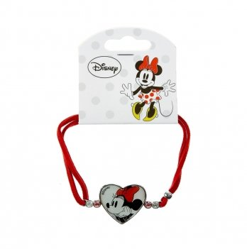 Браслет Arditex Disney Минни Маус, красный