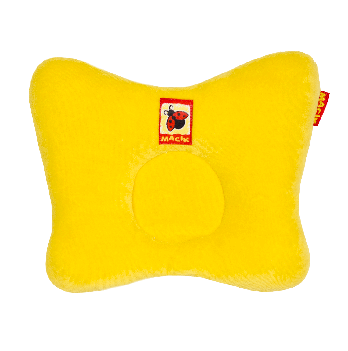 Подушка для новорожденных Macik B&W МС 100601-01