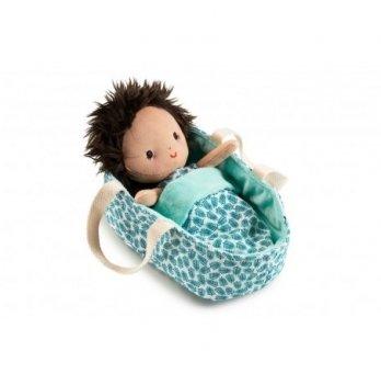 Кукла в люльке Lilliputens Ари