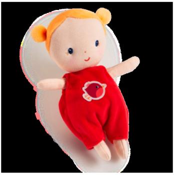 Кукла в люльке Lilliputens Агата