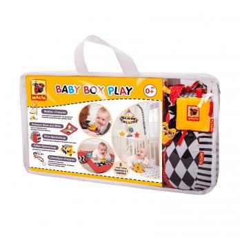 Набор Macik Baby Box Play МС 030502-01 5 предметов