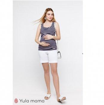 Шорты для беременных MySecret Mendie Белый SH-20.022