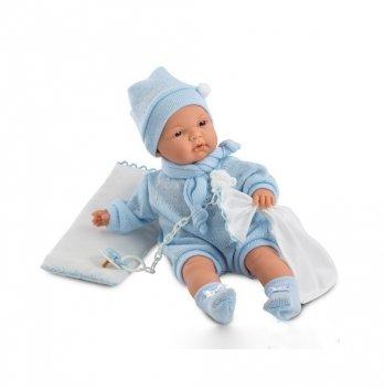 Кукла-пупс интерактивный Llorens 38939 Жоэль
