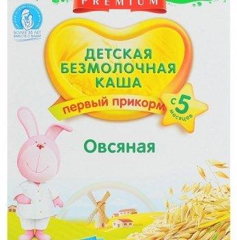 Каша овсяная Kolinska Bebi PREMIUM, безмолочная 200 г
