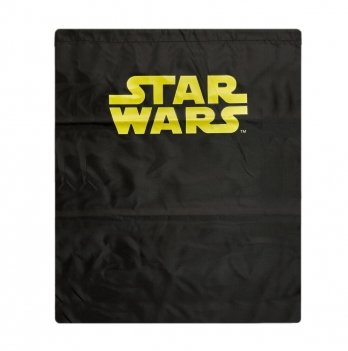 Сумка для обуви Disney Звездные войны (Star Wars), черная