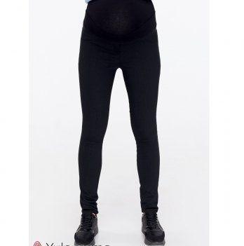 Джеггинсы теплые для беременных MySecret Sheril warm TR-49.121 Черный