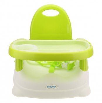 Бустер Babyhood ГуГу BH-507G зеленый