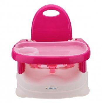 Бустер Babyhood ГуГу BH-507P розовый