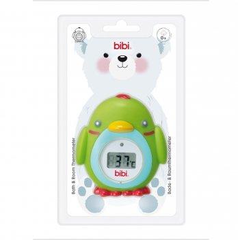 Термометр для воды и комнаты bibi® Птичка, 0+ мес.