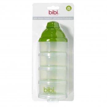 Диспенсер bibi® для смешивания молочной смеси, 4 контейнера и воронка