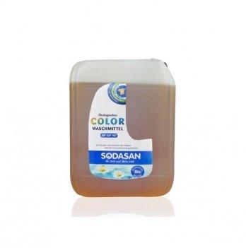 Органическое жидкое средство Sodasan Color, 1505, 5 л