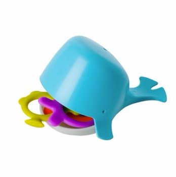 Игрушка для купания Boon Hungry whale