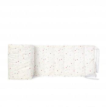 Бортики в детскую кроватку Cosas Stars Moon Бязь 30х180 см