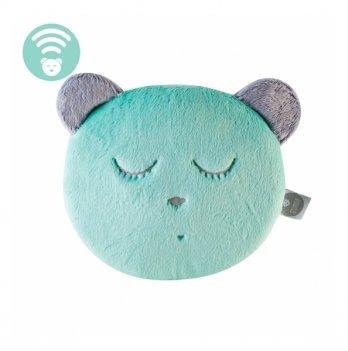 Игрушка для сна с белым шумом MyHummy, Sleep Head mint, Браслет Мятный