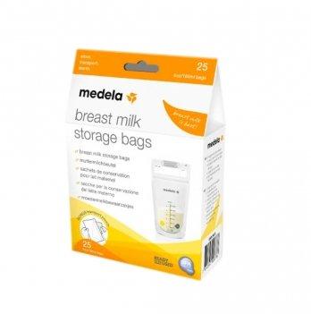 Пакеты для хранения молока Medela 25 шт.