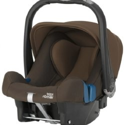 Автокресло BRITAX-ROMER BABY-SAFE PLUS SHR II Wood Brown