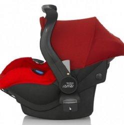 Автокресло BRITAX-ROMER PRIMO Flame Red  + платформа