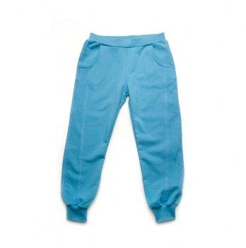 Брюки детские спортивные Модный карапуз, Niagara, синие