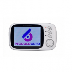 Цифровая видеоняня Piccolo Gufo ZV36 с экраном 3.2