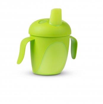 Чашка непроливайка Canpol babies Тропические птицы Зеленый 76/001 240 мл
