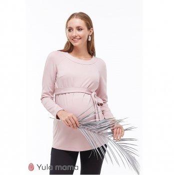 Туника для беременных и кормящих MySecret Meredith TN-39.011 пепельно-розовый