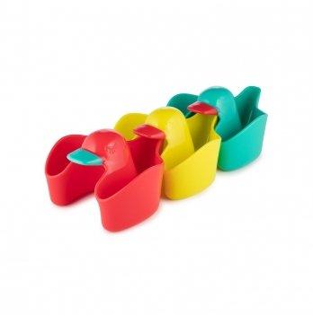 Игрушки для купания Canpol babies Уточки 56/498 3 шт