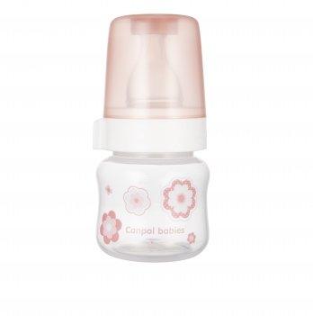 Антиколиковая бутылочка Canpol babies Newborn baby Розовый 57/305 60 мл