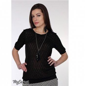 Джемпер для беременных MySecret Tracy BL-16.031 черный