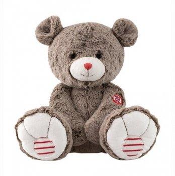 Мягкая игрушка Kaloo Мишка коричневый средний, Rouge