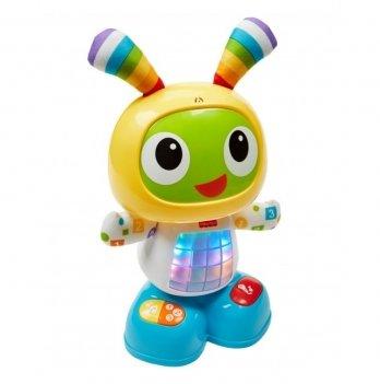 Обучающий интерактивный робот Бибо Fisher-Price, русский язык