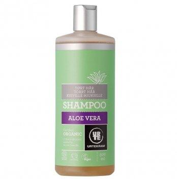 Органический шампунь Urtekram Алоэ Вера, для нормальных волос, 250 мл