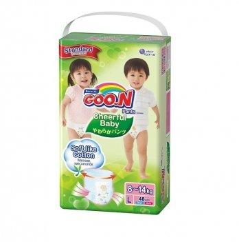 Трусики-подгузники для детей 8-14 кг
