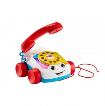 Каталка Fisher- Price Весёлый телефон