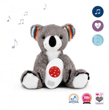 Музыкальная мягкая игрушка Zazu, коала КОКО