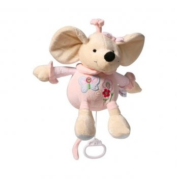Музыкальная игрушка BabyOno Сладкий мышонок