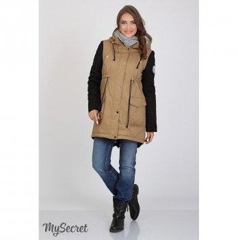 Куртка для беременных MySecret Lex Песочный OW-36.054