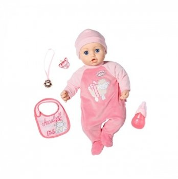 Интерактивная кукла Zapf Baby Annabell Моя маленькая принцесса 43 см 794999