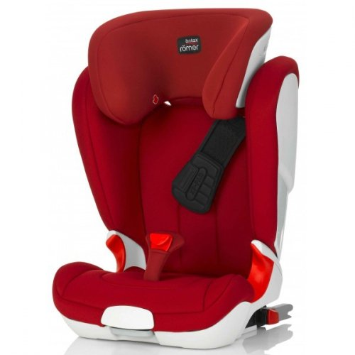 Автокресло BRITAX-ROMER KIDFIX II XP Flame Red
