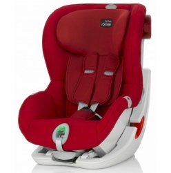 Автокресло BRITAX-ROMER KING II ATS Flame Red